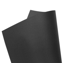 现货供应单面黑卡纸 国产单面黑卡纸 黑卡纸