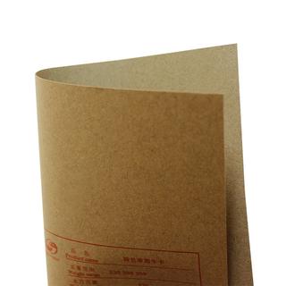 伽立荷兰牛卡纸 进口再生单面牛卡纸