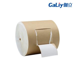 牛皮纸供应商 俄罗斯白面牛卡纸,进口白挂面牛卡纸规格齐全